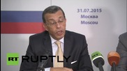 Russia: Algeria and Russia to increase cooperation, says FinMin Benkhalfa