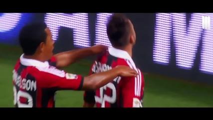 Stephan El Shaarawy - Goodbye Faraone, Welcome to As Monaco - See You Again [ac Milan Memories] ᴴᴰ