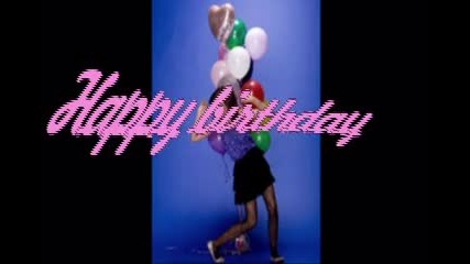 swag it out ;; happy birthday djani