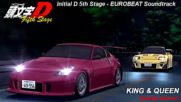 Initial D 5th Stage Soundtrack - Speedy Runner 1