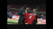 Wayne Rooney - Debut For Man Utd
