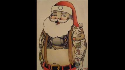 Santa Was A Skinhead 06 Vit aggression White christmas