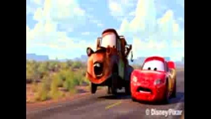 Cars Cars Трейлър 1