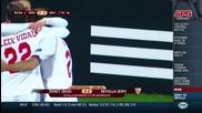 Зенит 2 - 2 Севиля ( лига европа ) ( 23/04/2015 )