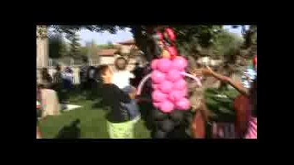 Откриване на детска площадка в Меричлери