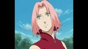 Naruto And Sakura Pray