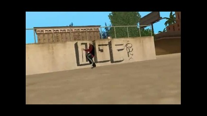 Gta San Andreas Break Dance Mod