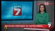 Златна рибка претърпя операция - Господари на ефира (22.09.2014)