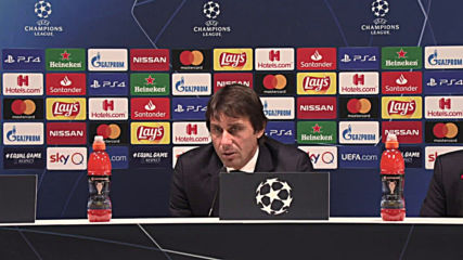 Italy: Inter coach Conte expresses 'disappointment' over Barca defeat