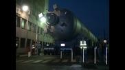 """""""Discovery Channel"""" снима превозването на най-тежките машини в България до рафинерията в Бургас"""