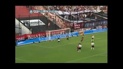 """""""Ланус"""" с класически успех с 3:0 срещу """"Нюелс Олд Бойс"""""""