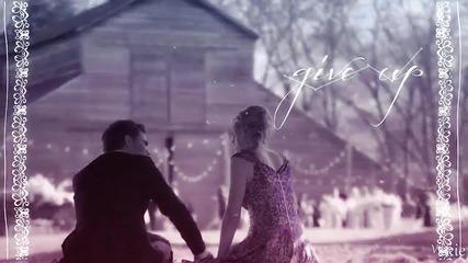Stefan & Caroline | I won't give up