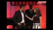 Кристиано Роналдо - Награждаване 1