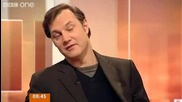 David Morrissey quizzed on Bbc Breakfast - Doctor Who - Bbc One