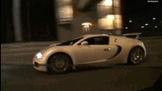 Bugatti Veyron vs Nissan Gt-r (including deleted scenes)