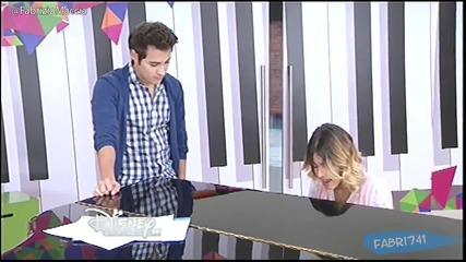 Violetta 3: Виолета пее Descubri на Леон (еп. 57) + Превод