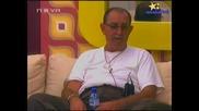 Big Brother 4 - Мъжете Говорят За Секс...Ама Само Говорят!10.10.2008