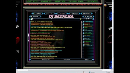 Fatalnata Radio Extream + Pozdrav za Master Bg & Bate Bobi