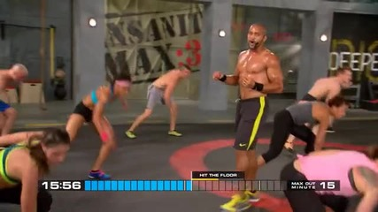 Friday Fight Round 1 - Insanity Max 30 Day 5