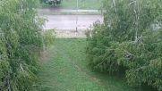Дъждът в Севлиево