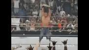 Wwe John Cena Побеждава Великия Кали В Уличен Мач