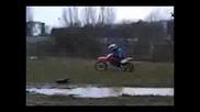 Trailer St Thibs Stunt
