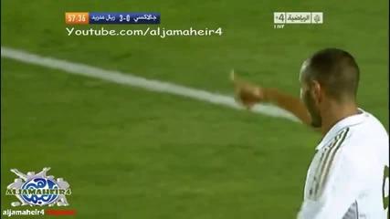 Лос Анджелис Галакси 1:4 Реал Мадрид - Всички Голове