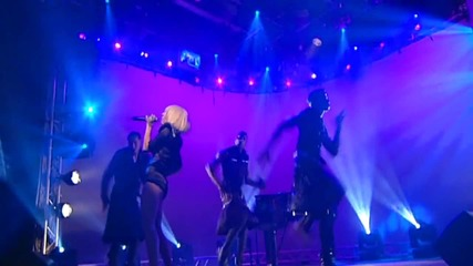 Lady Gaga - Paparazzi Live