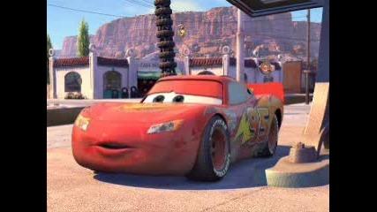 Pixar - Колите - Barbie Girl