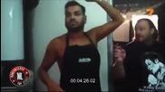 Азис и Ванко 1 заснеха видео към предстоящия си дует/ N L