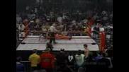 Aj Styles Vs. D`lo Brown (ladder Match)