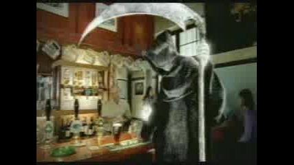 Реклама На Бира - Когато Смъртта Пие Бира