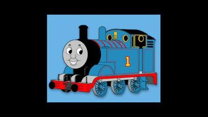 Влак - Детска Песничка