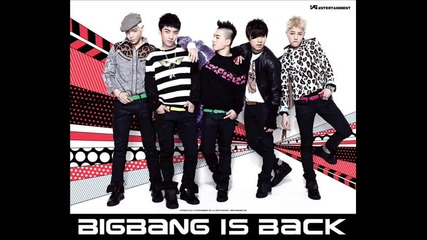 Big Bang - What is right [bg]