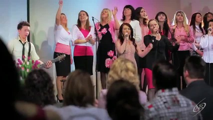 Наш Бог Великий - Slavic New Beginnings Church - ( Our God by Chris Tomlin )