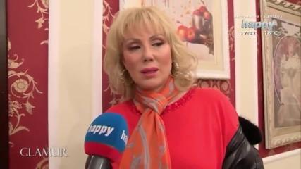 Lepa Brena - Glamur ( Happy Tv, 31. mart 2015 )