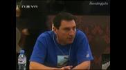 Vip Brother 3 - Ицо Хазарта* Един Истински Баща Говори С Дъщеря Си!*