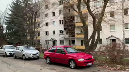 Взрив в жилищна сграда в Германия, има жертва