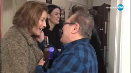 Жоро Мамалев посреща гости - Черешката на тортата (17.12.2018)