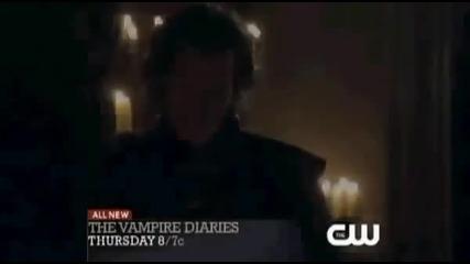 *превод* The Vampire Diaries Season 2 Episode 19 Preview