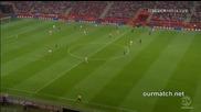 Полша 2:0 Германия 11.10.2014