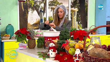 """Рецептата днес: Бъркани яйца със сирене - """"На кафе"""" (16.12.2019)"""