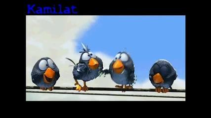 Pixar - For the birds ( High Quality)
