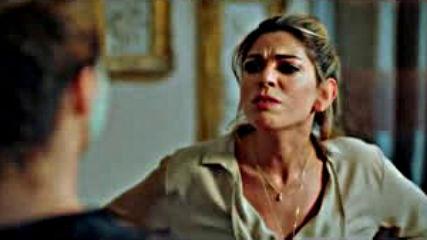 O Hayat Benim / Моят живот - Ефсун поставя Джемре на мястото й и защитава Хюлия пред нея
