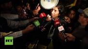Ecuador: Firey protests against Correa hit Quito