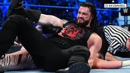 Top 10 Mejores Momentos de SmackDown En Español: WWE Top 10, Dec. 6, 2019