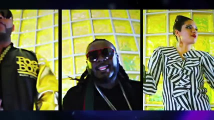 Flo Rida ft. T - Pain - Zoosk Girl ( Official * H Q * Video )