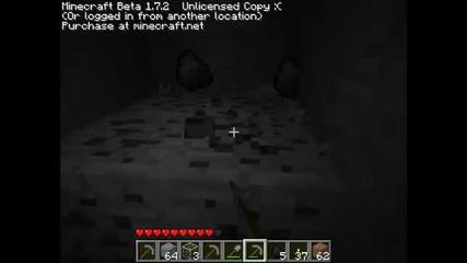 Minecraft Ep 2 - Правене на Мина
