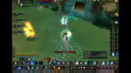 World Of Warcraft Wotlk - Mage Pvp part 1