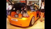 Тунинг на Golf и Fiat Bravo